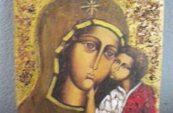 Ikona Matka Boża z dzieciątkiem
