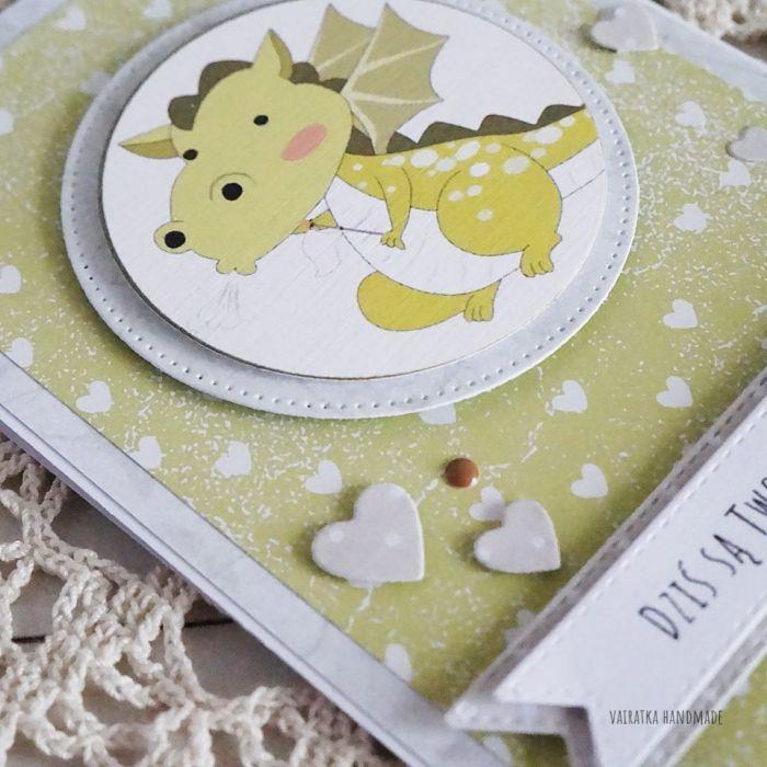 Kartka urodzinowa dla dziecka, 561 -