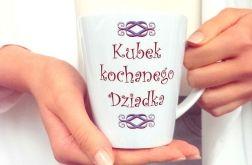 KUBEK Latte DLA DZIADKA.