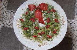 Pudełko na świąteczne pierniki, ciasteczka