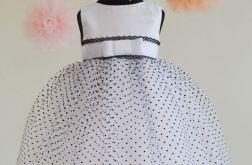 Sukieneczka tiulowa + spineczka