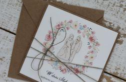 Kartka na ślubn 13