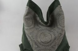 TORBA JUMBO PACK GREEN 4w1