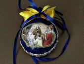 medalion świąteczny