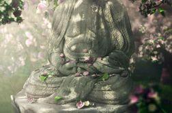 Obraz - Budda - płótno - orientalny