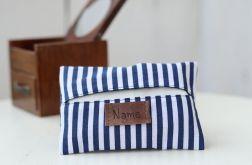 Bawełniane etui na chusteczki higieniczne