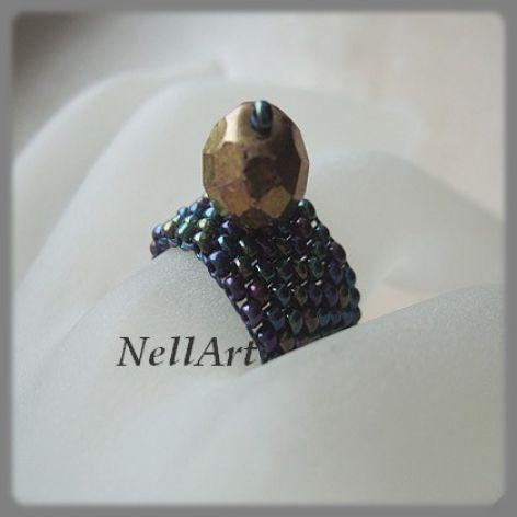 pierścionek Koralikowy3