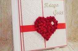 Księga Gości z sercem