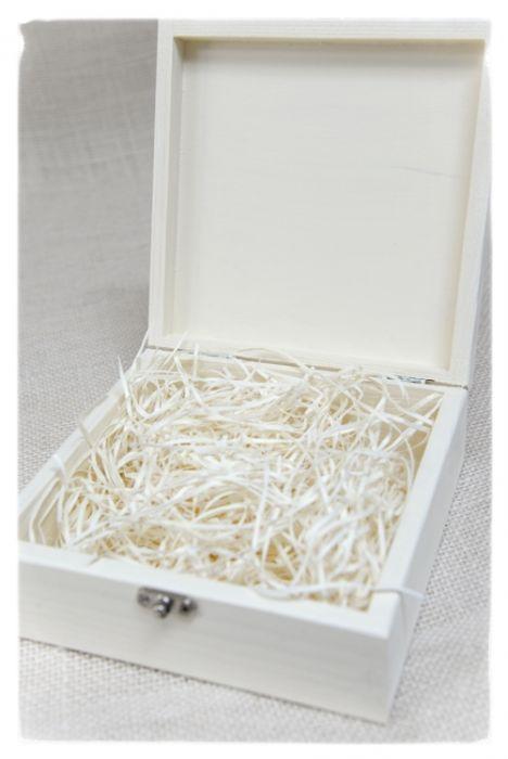Pudełko ~Buciki~ Pamiątka Chrztu Św, Chrzciny - null