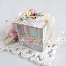 Ślubny exploding box 216