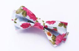 Mucha Muszka chłopięca w róże - Fabricate