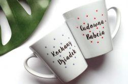 KUBKI LATTE BABCIA i DZIADEK