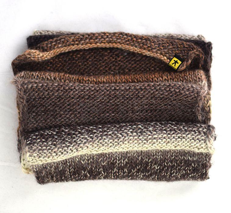 kolory do wyboru - czapka i szal