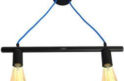 Stick nowoczesna industrialna lampa sufitowa