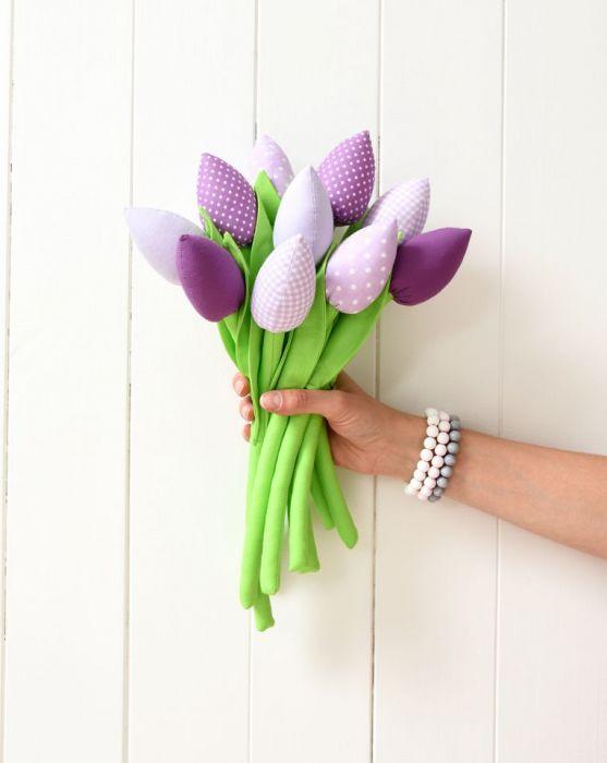 Tulipany fioletowe 10