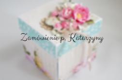 Zamówienie p. Katarzyny - kartki ślubne