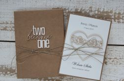 Oryginalna kartka na ślub 21
