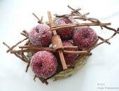 Czerwone jabłka z cynamonem - odsłona druga