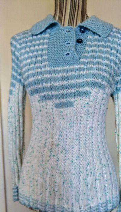 Jesienny sweterek