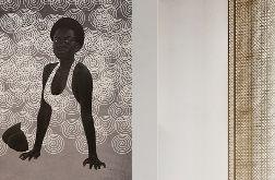 Black Woman - Dekoracja ścienna