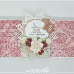 Raspberry Tea urodzinowy karnet, bon