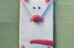 Etui na telefon Szczurek