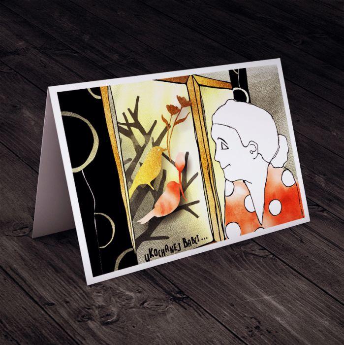 Karteczka dla Babci
