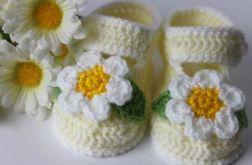 Buciki kwiatowe Rumianek