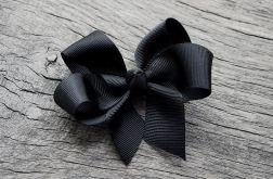 Spinka kokarda BLACK