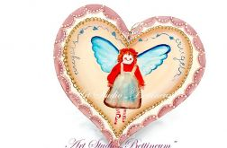 Serce anielskie Kachna