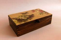 Pudełko-szkatułka