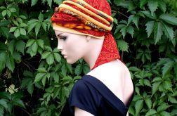 letni turban ISAURA