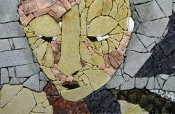 Mozaika ścienna - 3ŻYCZENIA
