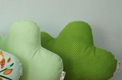 Poduszka, przytulanka chmurka ,bawełna i polar