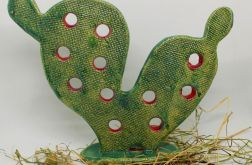 Figurka kaktus-OPUNCJA r HANDMADE