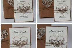 Stylowy zestaw ślub serca 2a