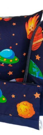Komplet / wyprawka do przedszkola ~ kosmos