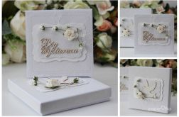 Święcenia kapłańskie - kartka i pudełko5