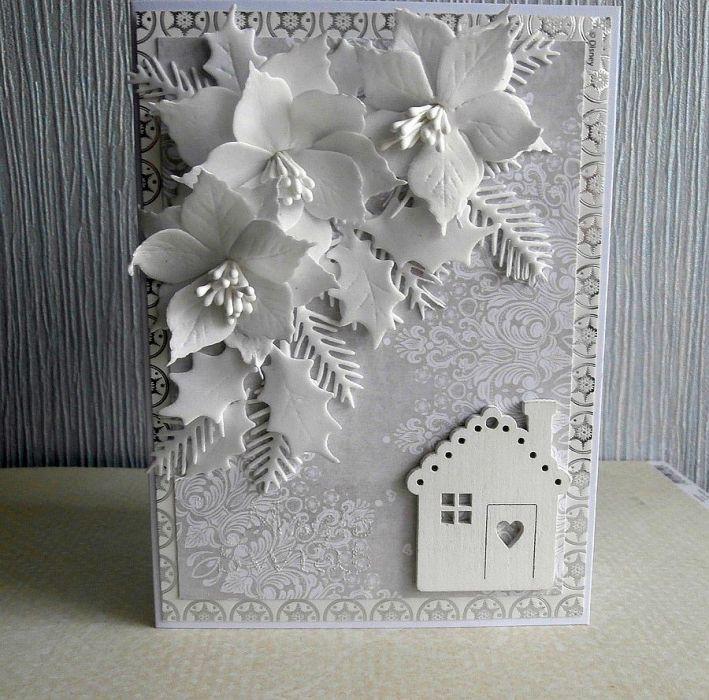 Kartka w bieli