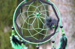 Łapacz Zielono-czarny