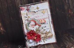 Św. Mikołaj - Święta vintage II