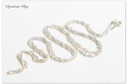 925 Srebrny Łańcuszek Singapur 60cm