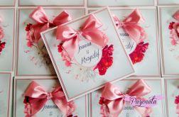 Zaproszenia ślubne flowers # 9