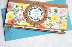 kartka - kopertówka :: słodkiego miłego...