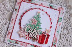 Kartka Boże Narodzenie SweetChristmas3 GOTOWA