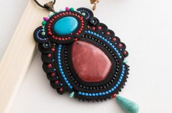 Wisior soutache Frida