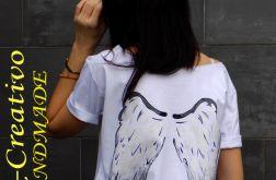 """t-shirt  """" SKRZYDŁA  II """""""