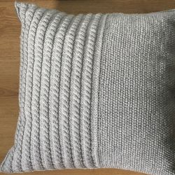 Poduszka szara