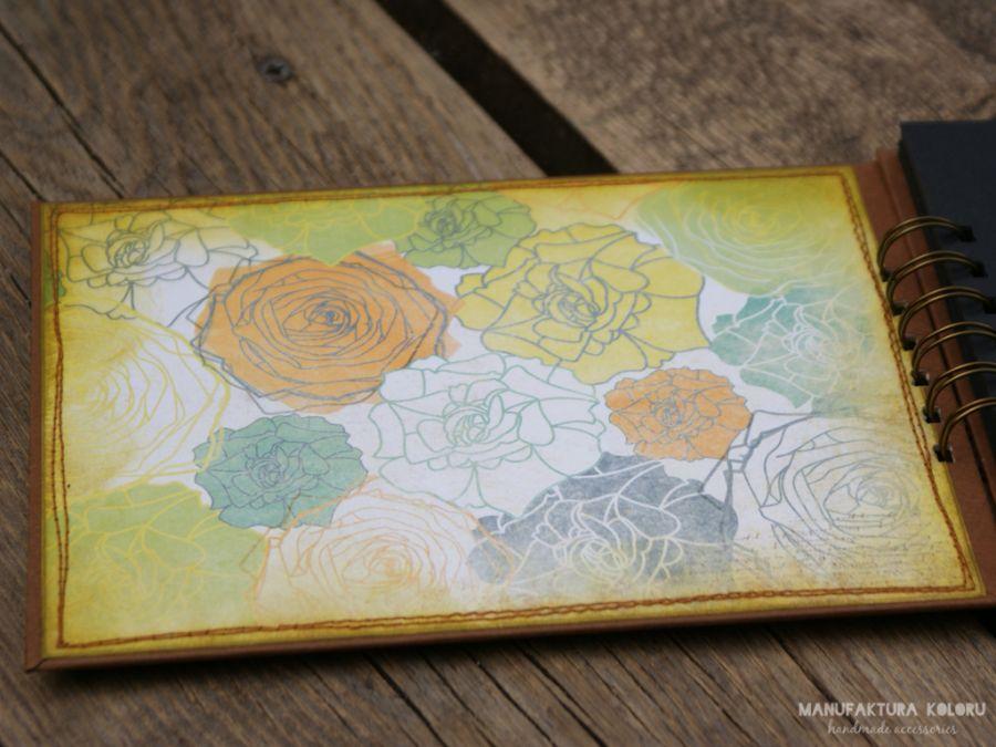 album z różami #135