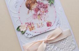 Kartka dla Małej Księżniczki